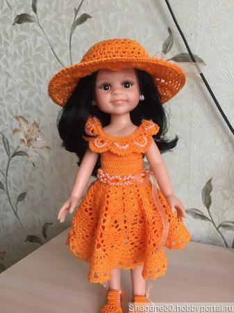Платье для Паолки ручной работы на заказ