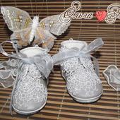 Ботиночки для куколок Паола Рейна. Россия