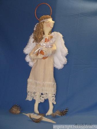 Ангел женского счастья ручной работы на заказ