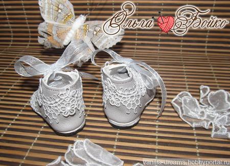 Ботиночки для куколок Паола Рейна. Россия ручной работы на заказ