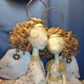 фото: Коллекционные куклы — куклы и игрушки (юбилей свадьбы)