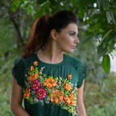 """Блуза """"Лилии в цвету"""""""