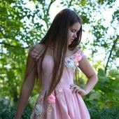 """Платье"""" Нежность розы"""""""