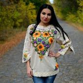 "Блуза ""Осень"""