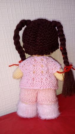 Подружка для девчушки ручной работы на заказ