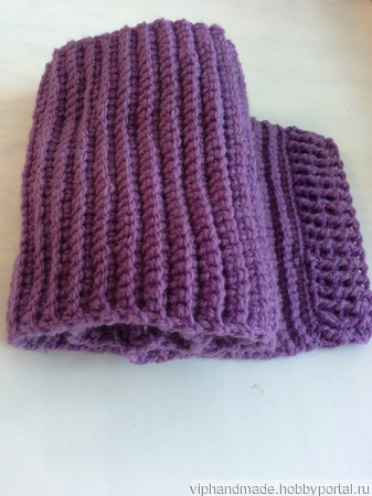 Теплая детская шапка ручной работы на заказ