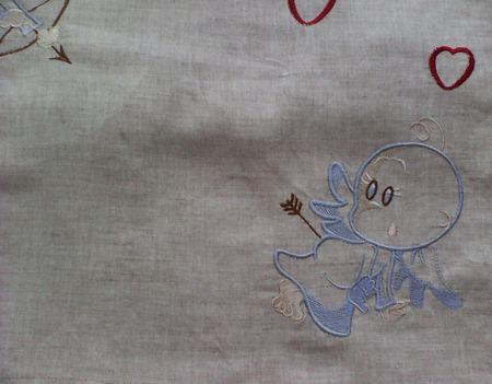 Полотенце подарочное ручной работы на заказ