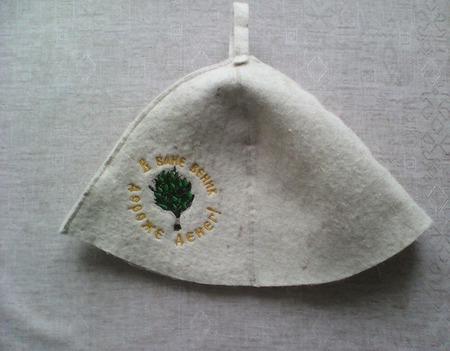 Комплект для бани и сауны ручной работы на заказ