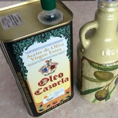 Бутылка под масло