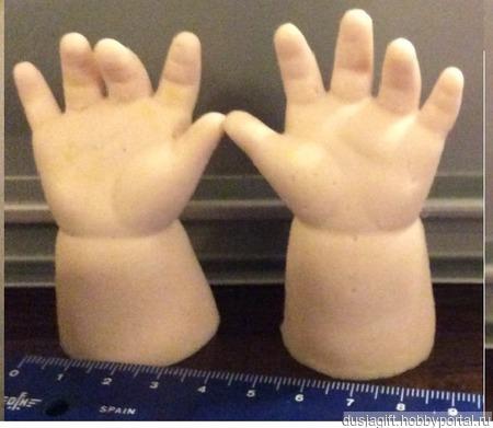 Кисти рук ручной работы на заказ