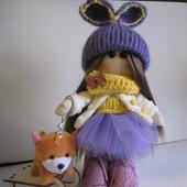 Интерьерная кукла Глаша