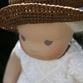 Варя, вальдорфская кукла