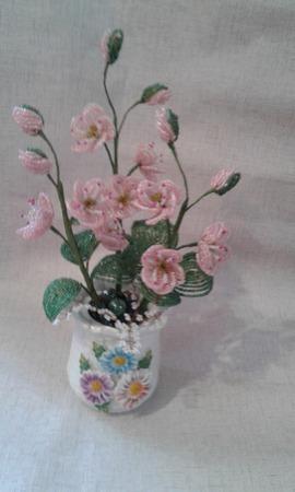 Весенние цветы ручной работы на заказ