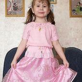 Кофта на девочку Софья