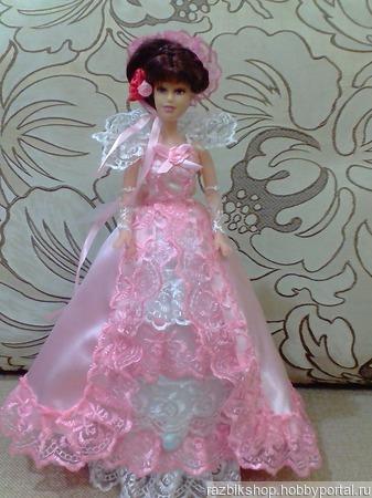 Кукла- шкатулка Катерина ручной работы на заказ