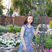 Платье Настин каприз