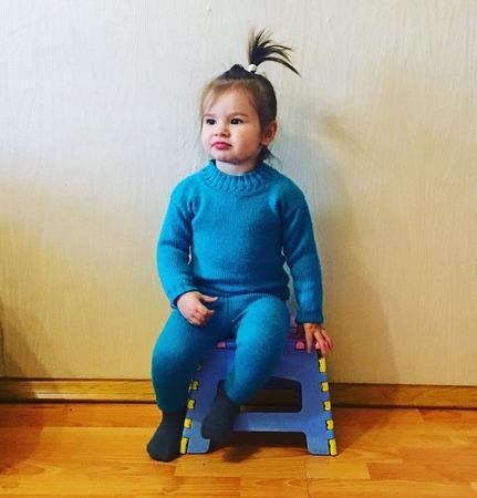 """Детский костюм """"Бирюза"""" ручной работы на заказ"""