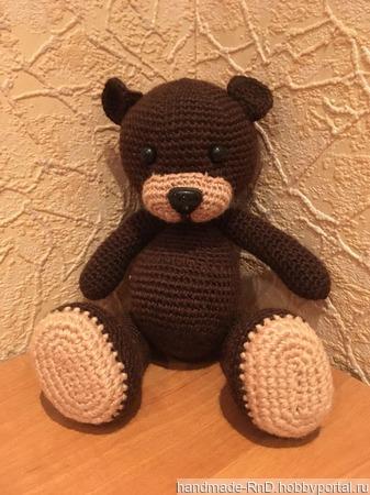 Медвежонок ручной работы на заказ