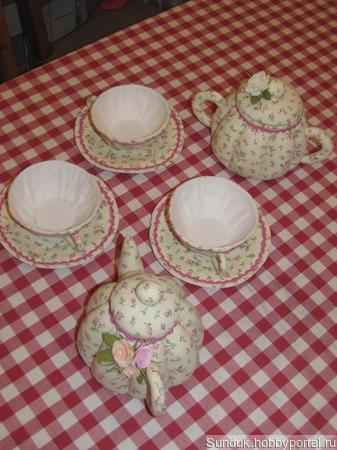 Чайник ручной работы на заказ