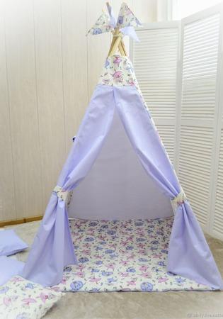 Вигвам, шалаш, палатка, домик ручной работы на заказ