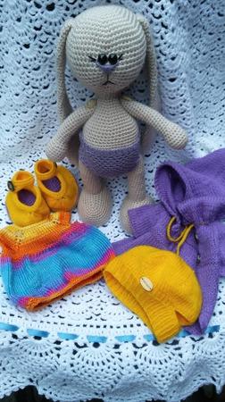 Заяц с стиле тильда ручной работы на заказ