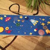 Развивающий массажный коврик для малышей