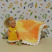 """Комплект """"Солнечный"""" для маленьких куколок Evi, Shelly, Kelly"""