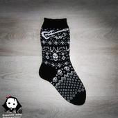 Новогодние носки для гитариста
