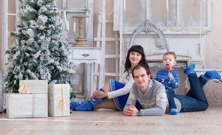 Комплект для Новогодней фотосессии ручной работы на заказ
