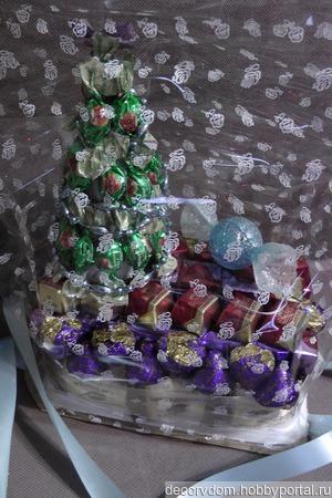 Упаковка подарков ручной работы на заказ