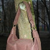 """""""Приятельница"""" женская сумка из натуральной кожи"""