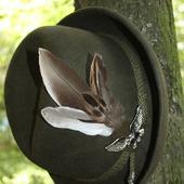"""""""Тирольская"""" шляпа ... подарок охотнику"""
