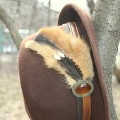 Охотничья  шляпа