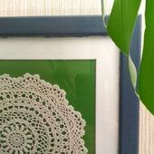 фото: Картины и панно (зеленое панно)