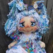 Текстильная кукла Домовушка  Хозяюшка Лада. Интерьерная кукла.
