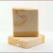 Банан и ваниль. Натуральное мыло