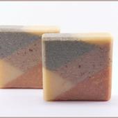Четыре глины. Натуральное мыло