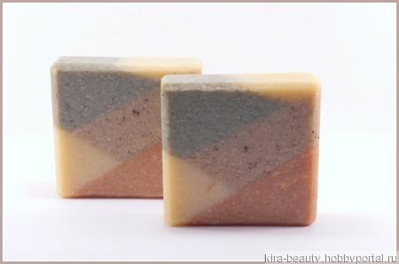 Четыре глины. Натуральное мыло ручной работы на заказ