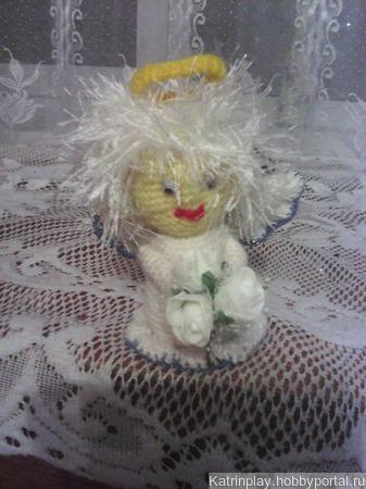 Цветочный ангел ручной работы на заказ