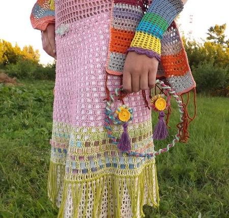 Лесная царевна Весна- карнавальный костюм, наряд для фотосессии ручной работы на заказ
