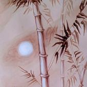 фото: Картины и панно (бамбук)