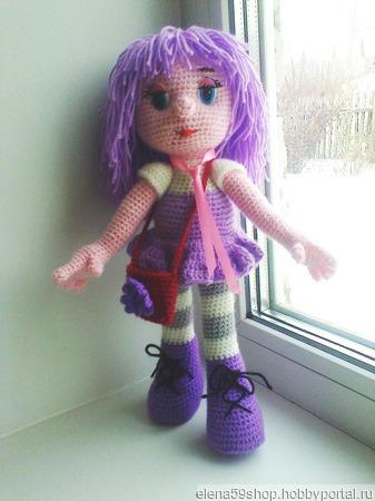 Кукла Ксения ручной работы на заказ