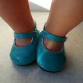 Туфельки для кукол беби бон (baby born)
