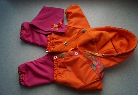 Комплект прогулочной одежды для беби Анабель (Baby Annabell) ручной работы на заказ