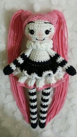 Куколка Простушка ручной работы на заказ