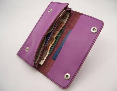Женский кошелек ручной работы на заказ
