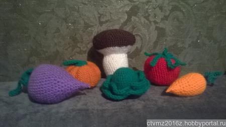 Овощи ручной работы на заказ