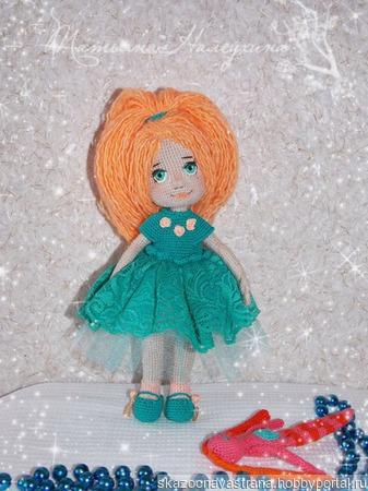 Кукла Мэри ручной работы на заказ