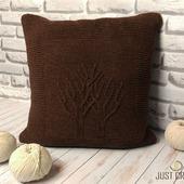 Подушка декоративная интерьерная  Дерево Жизни