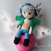 Кукла модница